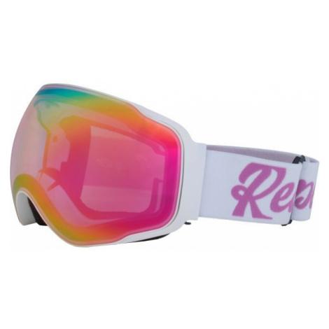 Reaper FRAMY white - Women's snowboard goggles