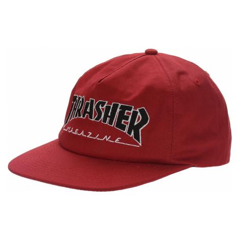 cap Thrasher Outlined - Red - men´s