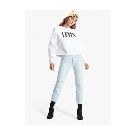 Levi's Diana Graphic Logo Crew Neck Sweatshirt Levi´s