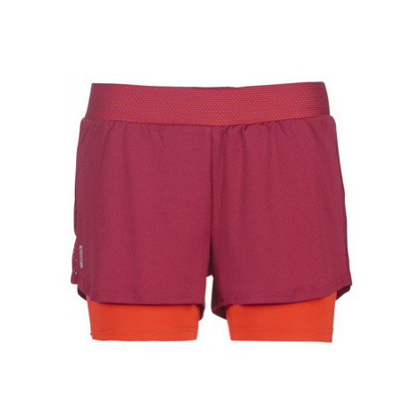 Only Play ONPJOELLE women's Shorts in Bordeaux