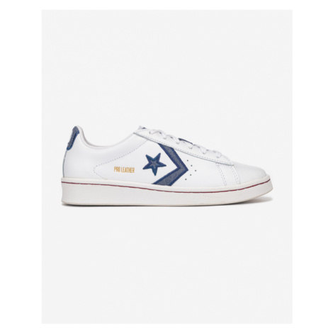 Converse Pro Leather Gold Standard Sneakers White