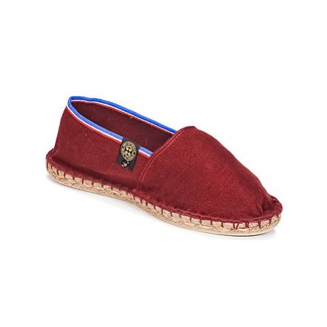 Art of Soule FRENCH TOUCH women's Espadrilles / Casual Shoes in Bordeaux