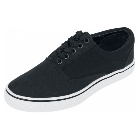 Brandit - Sneaker - Sneakers - black-white
