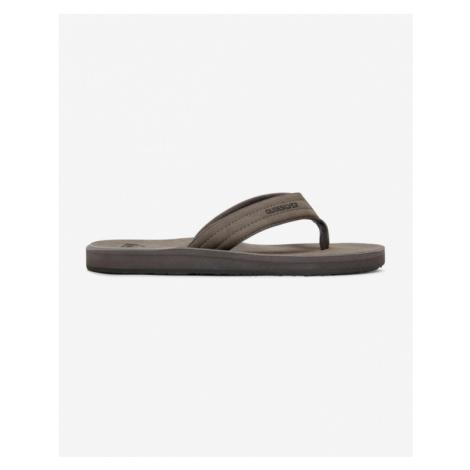 Quiksilver Carver Flip flops Grey