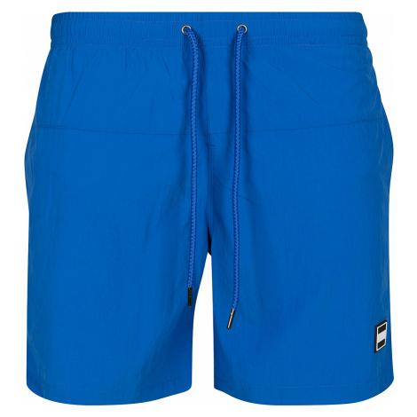 Urban Classics - Block Swim Shorts - Swim trunks - royal blue