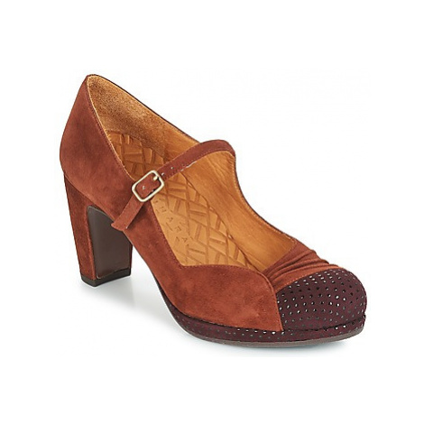 Chie Mihara MISTO women's Court Shoes in Brown
