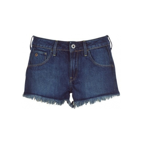 G-Star Raw ARC MID SHORT RP WMN women's Shorts in Blue