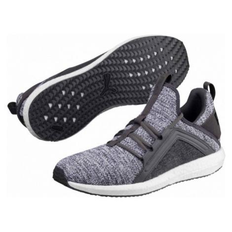 Puma MEGA NRGY KNIT gray - Men's leisure shoes