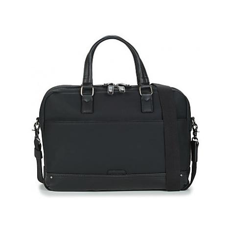 Wylson ATLOS men's Briefcase in Black