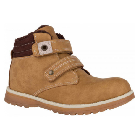 Loap EVOS brown - Kids' winter shoes