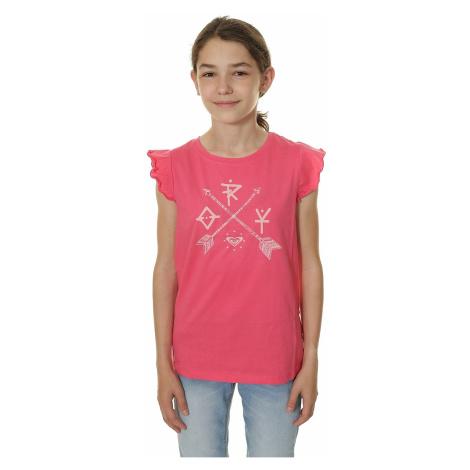 T-Shirt Roxy RG Endless Dream - MLJ0/Peony