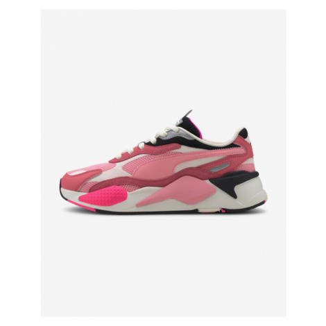 Puma RS-X³ Puzzle Sneakers Pink White