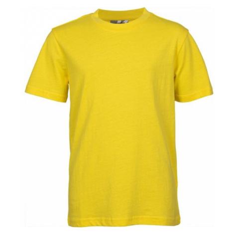 Kensis KENSO yellow - Boys' T-shirt