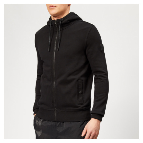 BOSS Men's Zounds Zip Hoodie - Black Hugo Boss