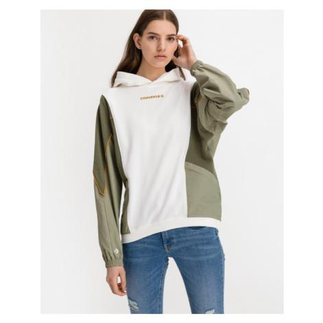 Converse Blocked Alt Terrain Sweatshirt Green White