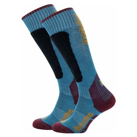 socks Horsefeathers Caleb - Navy - men´s