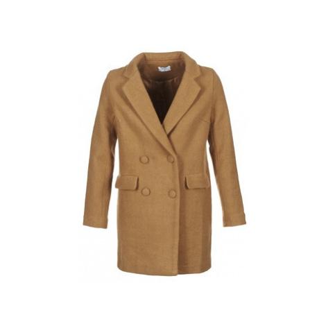 Betty London HENEON women's Coat in Beige