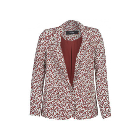 Vero Moda VMMADELINE women's Jacket in Orange