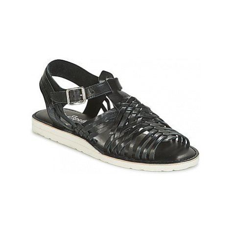 Lola Espeleta PISTACHE women's Sandals in Black