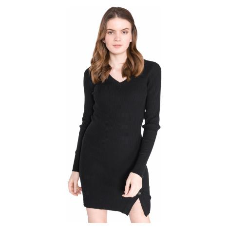 Vila Soldana Dress Black