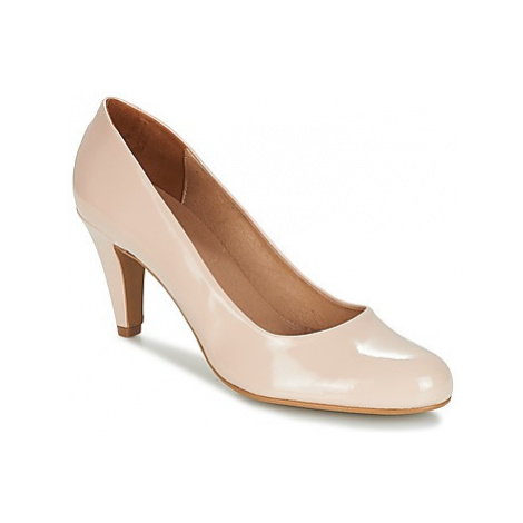 So Size MOUMOU women's Court Shoes in Pink