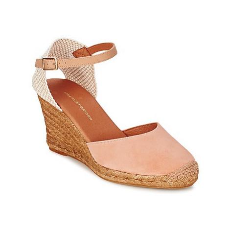 KG by Kurt Geiger MONTY women's Sandals in Orange KG Kurt Geiger