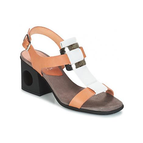 Hispanitas LARA women's Sandals in Brown