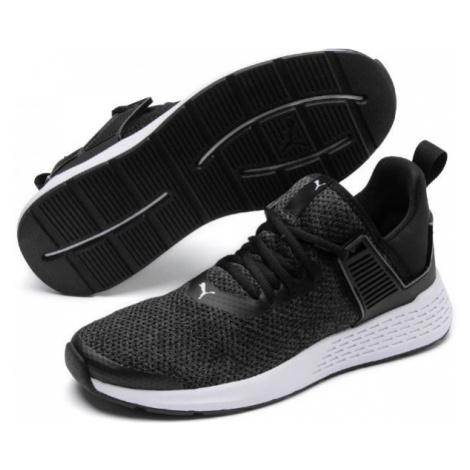 Puma INSURGE HEATHER black - Men's leisure shoes