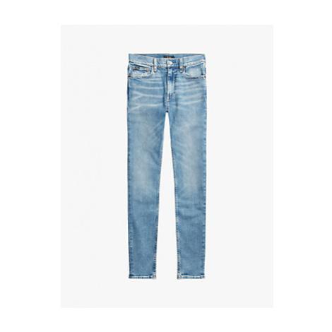 Polo Ralph Lauren Tompkins Skinny Jeans, Light Indigo