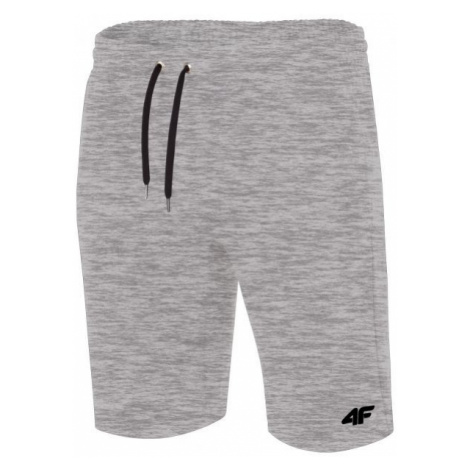4F MEN'S SHORTS dark gray - Men's shorts