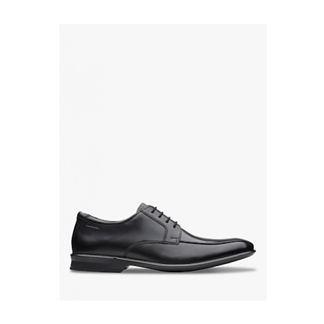 Clarks Bensley Run Leather Shoes