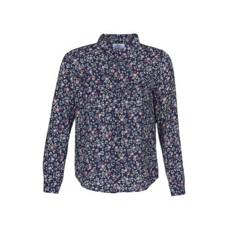 Betty London INNATO women's Shirt in Blue