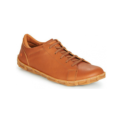 Art MELBOURNE men's Shoes (Trainers) in Brown
