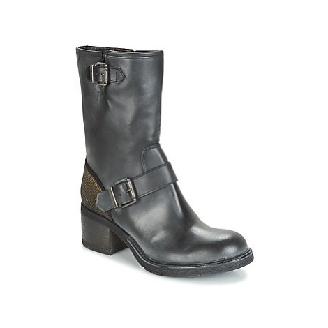 Meline BORCHIE women's High Boots in Black