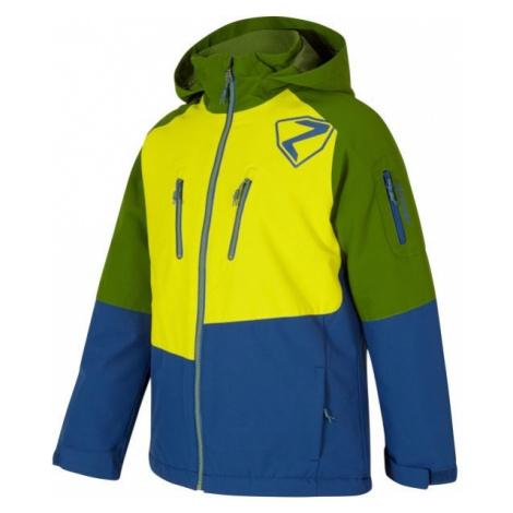 Ziener ANOAH JR blue - Boys' jacket