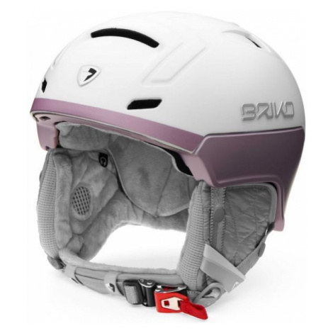 Briko AMBRA pink - Women's ski helmet