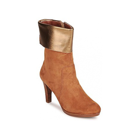 C.Petula LOULOU women's Low Ankle Boots in Brown