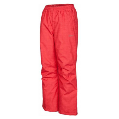 Lewro ELISS pink - Insulated kids' trousers