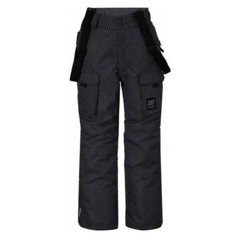 2117 LILLHEM gray - Kids' ski pants