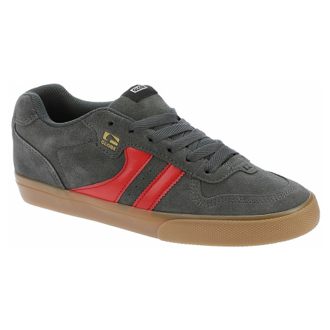 shoes Globe Encore 2 - Charcoal/Gum/Red