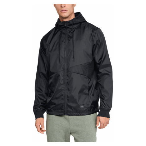 Under Armour Unstoppable Windbreaker Jacket Black