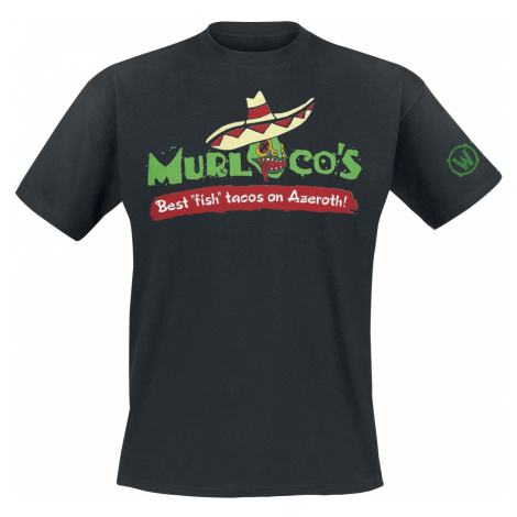 World Of Warcraft - Murloco's Tacos - T-Shirt - black