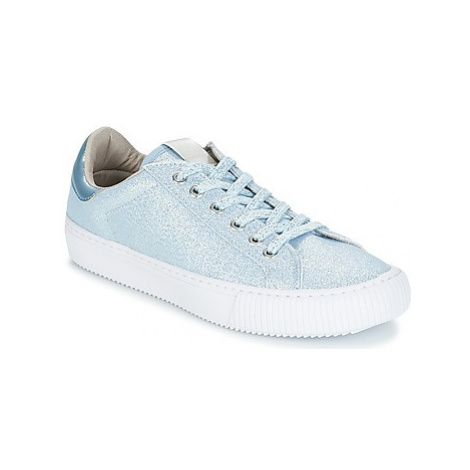 Victoria DEPORTIVO LUREX women's Shoes (Trainers) in Blue