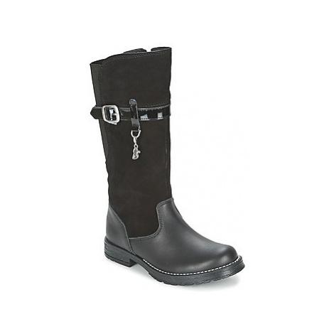 Start Rite AQUA-FELINE girls's Children's High Boots in Black