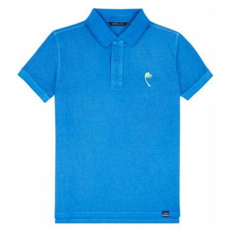 O'Neill LB PALM POLO blue - Boys' polo shirt