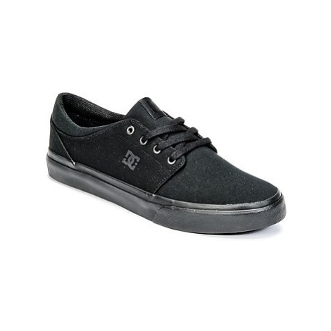 DC Shoes TRASE TX M SHOE 3BK men's Shoes (Trainers) in Black