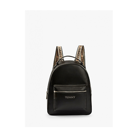 Tommy Hilfiger Iconic Logo Backpack, Black