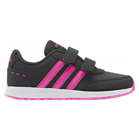 adidas VS SWITCH 2 CMF C black - Girls' walking shoes