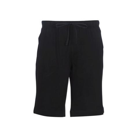 Black men's sports shorts