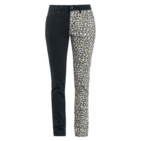 Rock Rebel by EMP - Skarlett - Girls trousers - black